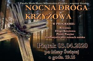 2020.04.03 Droga krzyżowa plakat 2